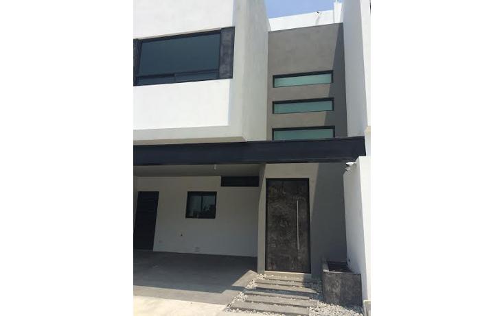 Foto de casa en venta en  , real de cumbres 1er sector, monterrey, nuevo le?n, 1286863 No. 01