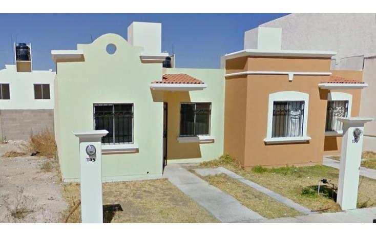 Foto de casa en venta en  , real de haciendas, aguascalientes, aguascalientes, 976705 No. 01