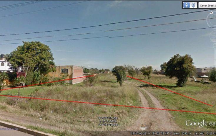 Foto de terreno habitacional en venta en, real de huejotzingo, huejotzingo, puebla, 1977158 no 01