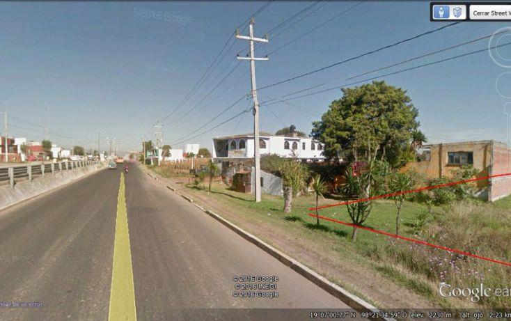 Foto de terreno habitacional en venta en, real de huejotzingo, huejotzingo, puebla, 1977158 no 02