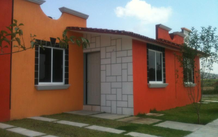 Foto de casa en venta en  , real de joyas, zempoala, hidalgo, 1455687 No. 01