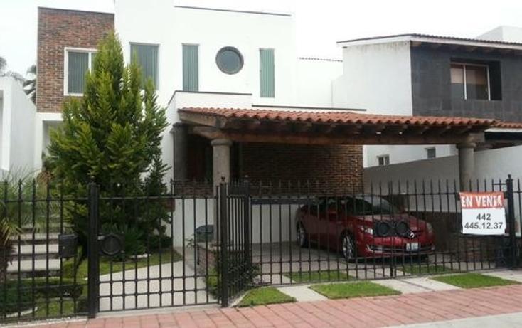 Foto de casa en venta en  , real de juriquilla (diamante), querétaro, querétaro, 1026665 No. 01