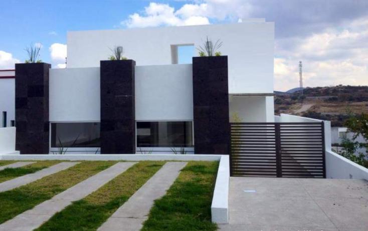 Foto de casa en venta en  , real de juriquilla (diamante), querétaro, querétaro, 1370437 No. 01