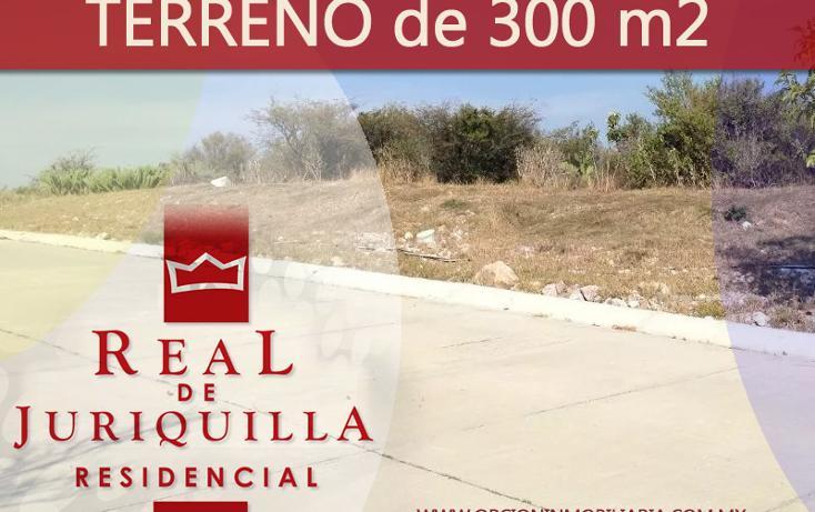 Foto de terreno habitacional en venta en  , real de juriquilla (diamante), querétaro, querétaro, 1950689 No. 03