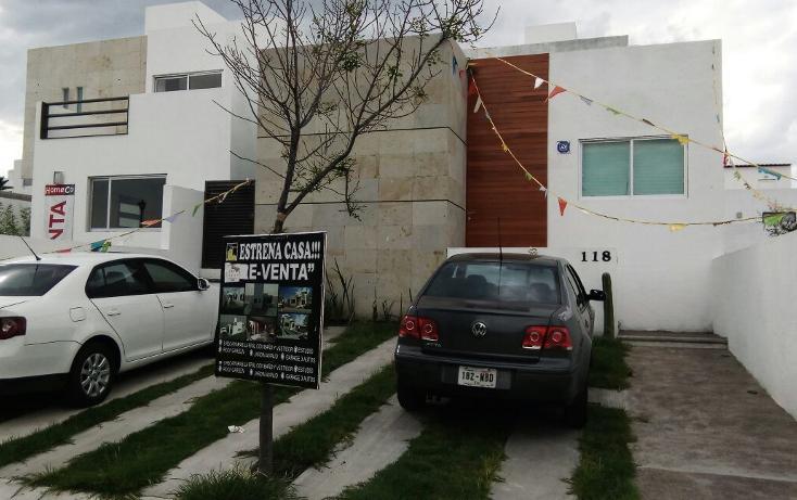 Foto de casa en venta en  , real de juriquilla (diamante), querétaro, querétaro, 1971800 No. 01