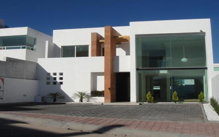 Foto de casa en venta en  , real de juriquilla (diamante), querétaro, querétaro, 454614 No. 01