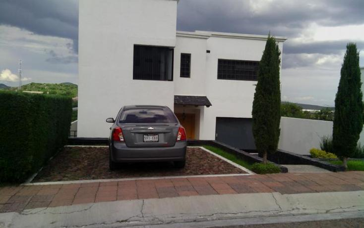 Foto de casa en venta en  , real de juriquilla (diamante), querétaro, querétaro, 523327 No. 01