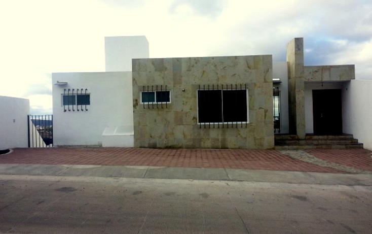Foto de casa en venta en  , real de juriquilla (diamante), quer?taro, quer?taro, 542840 No. 01