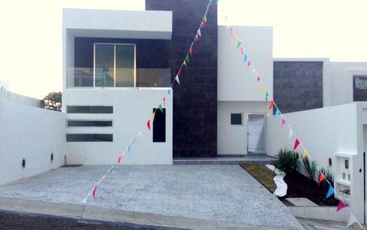 Foto de casa en venta en  , real de juriquilla (diamante), querétaro, querétaro, 578157 No. 01