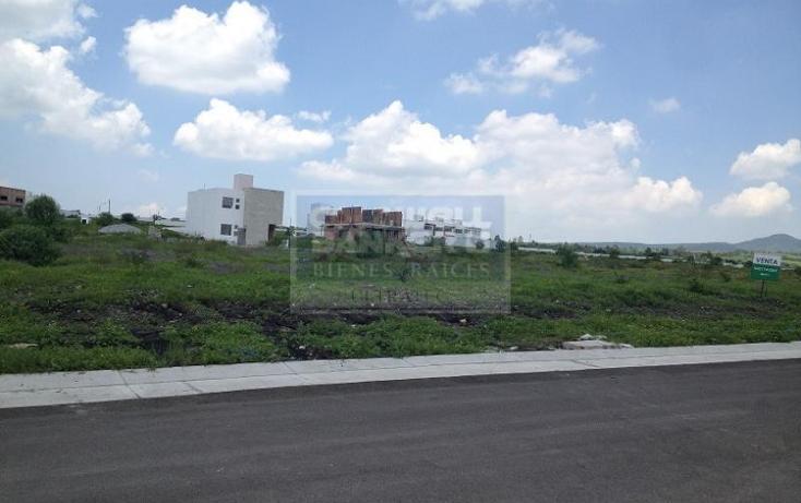 Foto de terreno habitacional en venta en  , real de juriquilla (paisano), querétaro, querétaro, 524194 No. 01