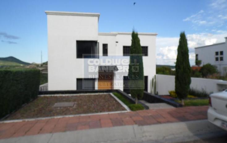 Foto de casa en venta en  , real de juriquilla (paisano), querétaro, querétaro, 562793 No. 01