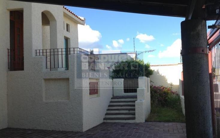 Foto de casa en venta en  , real de juriquilla (paisano), querétaro, querétaro, 591556 No. 01