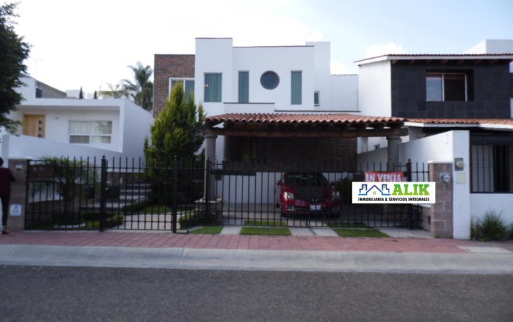 Foto de casa en venta en  , real de juriquilla, querétaro, querétaro, 1057773 No. 01