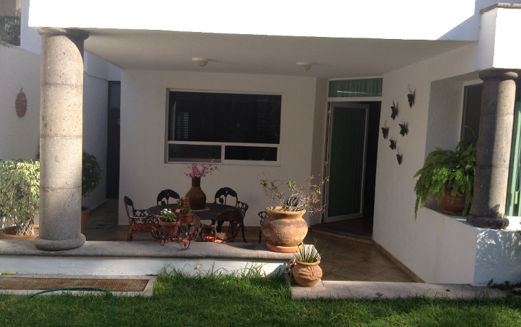 Foto de casa en venta en  , real de juriquilla, querétaro, querétaro, 1057773 No. 23
