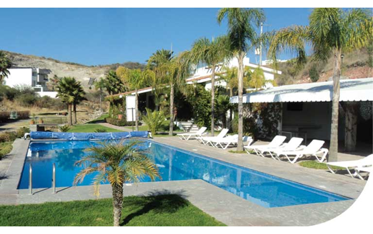 Foto de terreno habitacional en venta en  , real de juriquilla, querétaro, querétaro, 1227343 No. 02