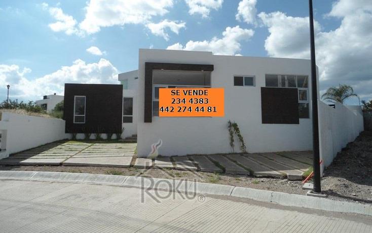 Foto de casa en venta en  , real de juriquilla, querétaro, querétaro, 1238795 No. 02