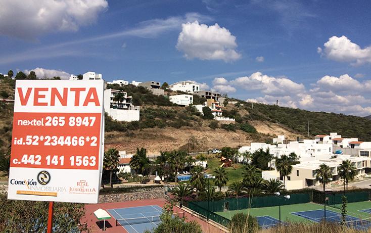 Foto de terreno habitacional en venta en  , real de juriquilla, querétaro, querétaro, 1333499 No. 01