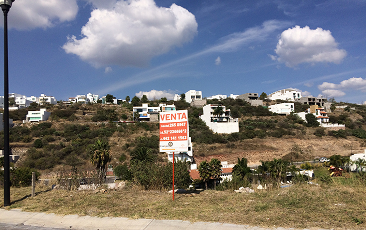 Foto de terreno habitacional en venta en  , real de juriquilla, querétaro, querétaro, 1333499 No. 02