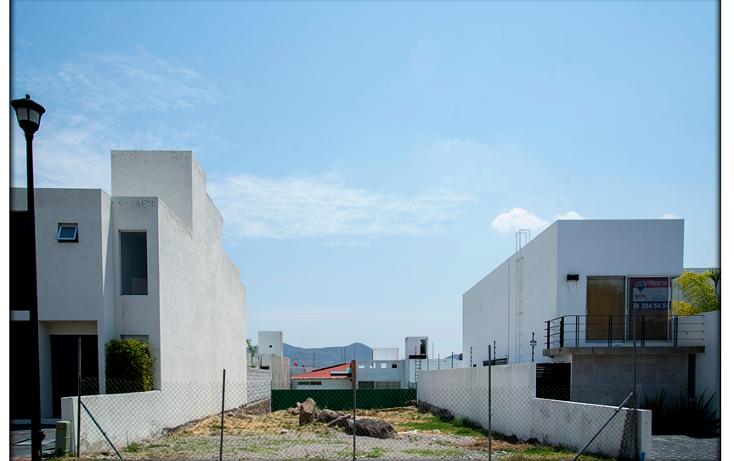 Foto de terreno habitacional en venta en  , real de juriquilla, querétaro, querétaro, 1795078 No. 04