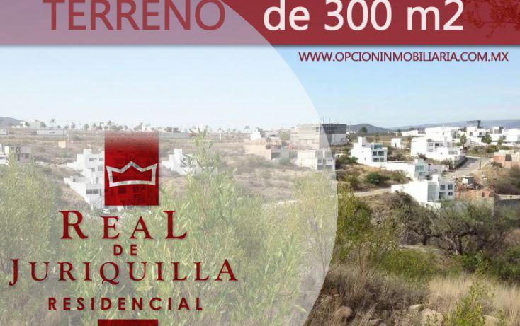 Foto de terreno habitacional en venta en, real de juriquilla, querétaro, querétaro, 1950691 no 01
