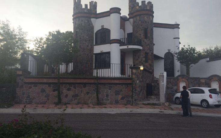 Foto de casa en venta en  , real de juriquilla, querétaro, querétaro, 1981854 No. 01