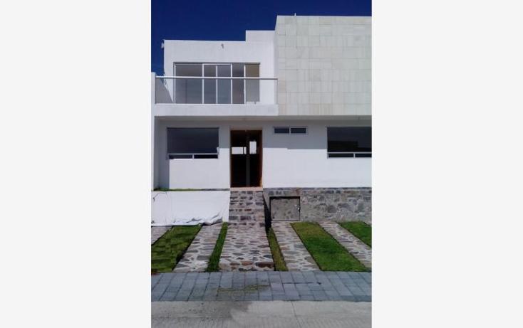 Foto de casa en venta en  , real de juriquilla, querétaro, querétaro, 670053 No. 01