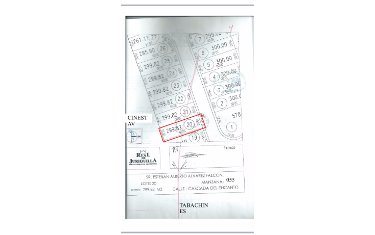 Foto de terreno habitacional en venta en  , real de juriquilla, querétaro, querétaro, 944163 No. 01