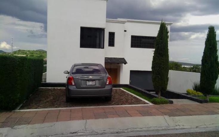 Foto de casa en venta en  , real de juriquilla, querétaro, querétaro, 983045 No. 01