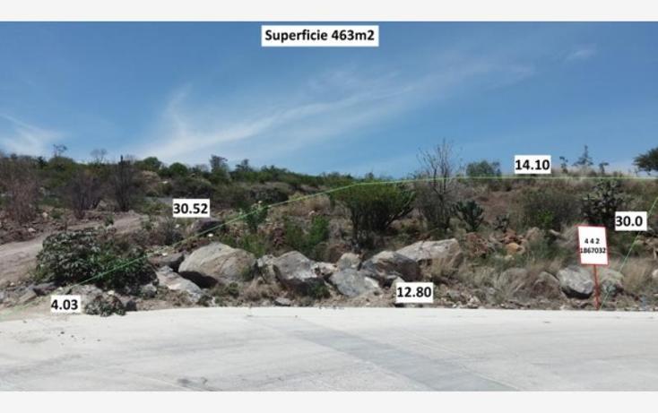 Foto de terreno habitacional en venta en  ., real de juriquilla, querétaro, querétaro, 987241 No. 03