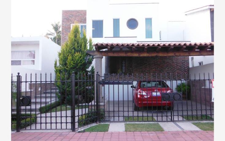 Foto de casa en venta en  *, real de juriquilla, querétaro, querétaro, 996943 No. 01