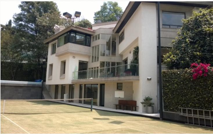Foto de casa en venta en  , real de las lomas, miguel hidalgo, distrito federal, 1562678 No. 01