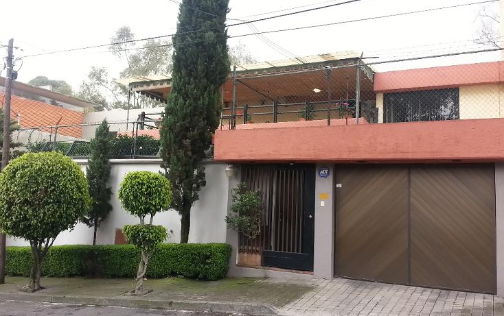 Foto de casa en renta en  , real de las lomas, miguel hidalgo, distrito federal, 1739596 No. 01