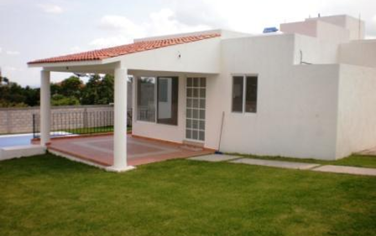 Foto de casa en venta en  , real de oaxtepec, yautepec, morelos, 1079167 No. 01