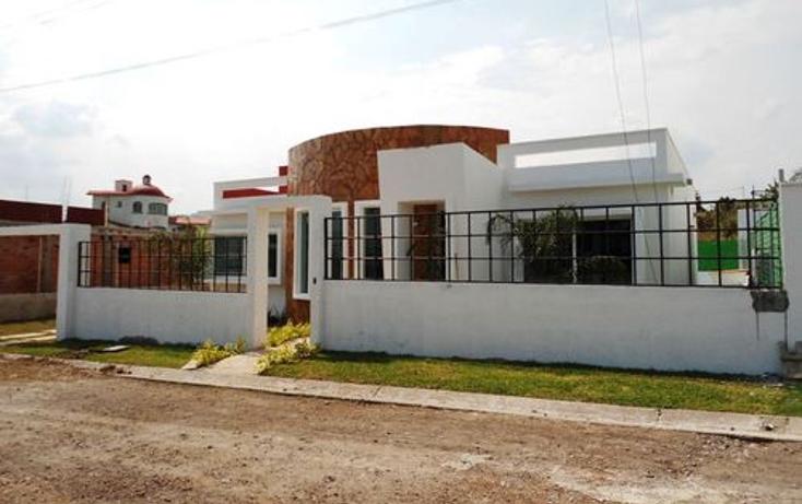 Foto de casa en venta en  , real de oaxtepec, yautepec, morelos, 1096531 No. 01