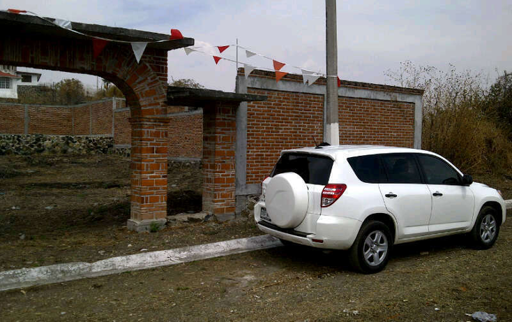 Foto de terreno habitacional en venta en  , real de oaxtepec, yautepec, morelos, 1415179 No. 01