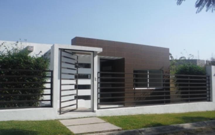 Foto de casa en venta en  , real de oaxtepec, yautepec, morelos, 1537436 No. 01