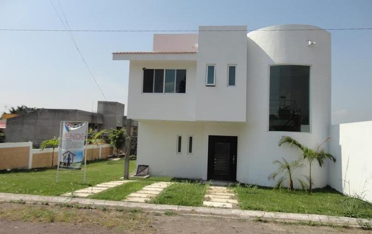 Foto de casa en venta en  , real de oaxtepec, yautepec, morelos, 1539904 No. 01
