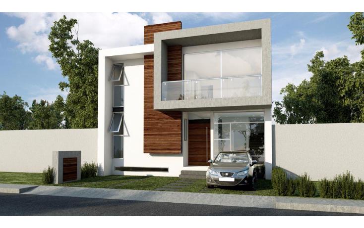 Foto de casa en venta en  , real de pachuca, pachuca de soto, hidalgo, 2001596 No. 01
