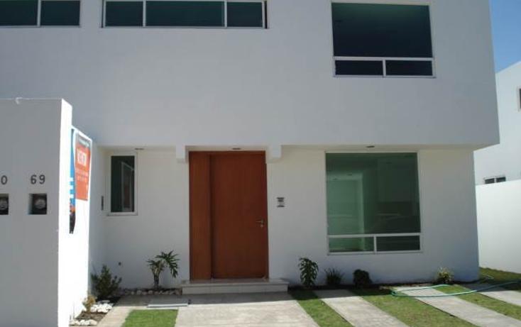 Foto de casa en venta en  , real de palmas, san pedro cholula, puebla, 468081 No. 01
