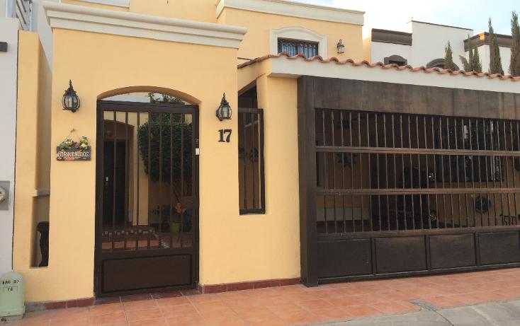 Foto de casa en venta en  , real de quiroga, hermosillo, sonora, 1810850 No. 01