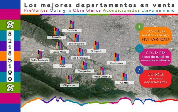 Foto de departamento en renta en  , real de san agustin, san pedro garza garcía, nuevo león, 1376133 No. 02