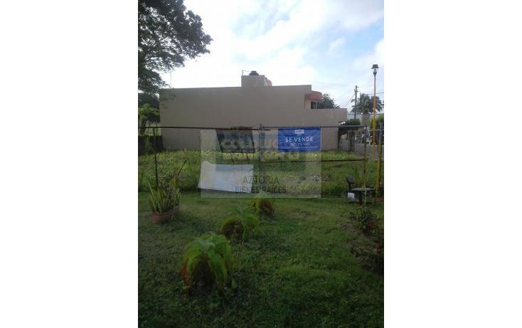 Foto de terreno comercial en venta en  , real de san jorge, centro, tabasco, 1844930 No. 01
