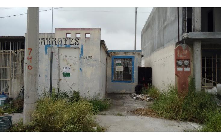 Foto de casa en venta en  , real de san jose, juárez, nuevo león, 1237167 No. 01