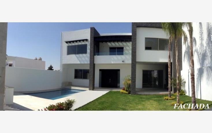 Foto de casa en venta en  , real de tetela, cuernavaca, morelos, 1338273 No. 01