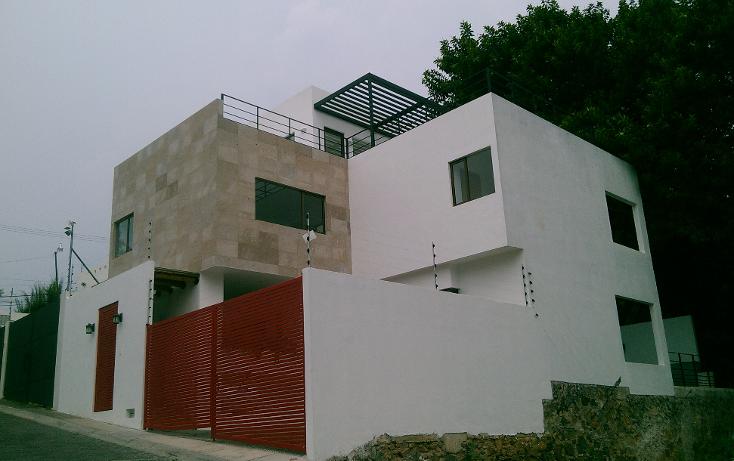 Foto de casa en venta en  , real de tetela, cuernavaca, morelos, 1877244 No. 01