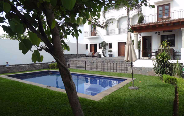 Foto de casa en venta en  , real de tetela, cuernavaca, morelos, 2035590 No. 02