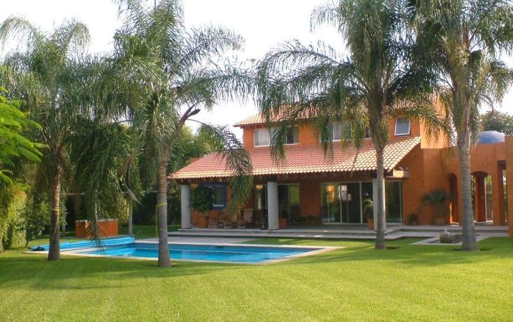 Foto de casa en renta en  , real de tezoyuca, emiliano zapata, morelos, 532086 No. 01