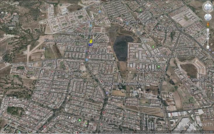 Foto de terreno comercial en venta en  , real de valdepeñas, zapopan, jalisco, 1472823 No. 09