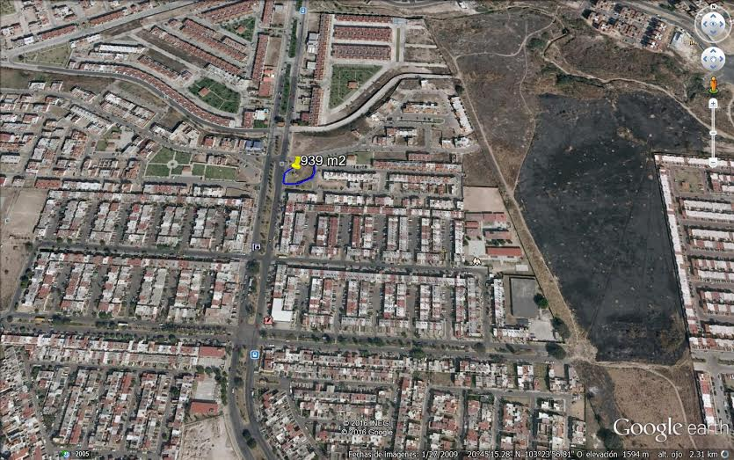 Foto de terreno comercial en venta en  , real de valdepeñas, zapopan, jalisco, 1472823 No. 10