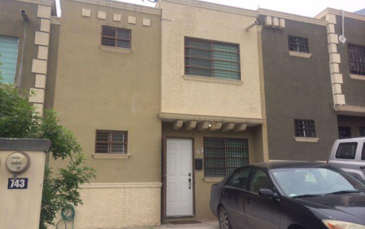 Foto de casa en condominio en venta en, real de valle alto 3er sector, monterrey, nuevo león, 1187517 no 01